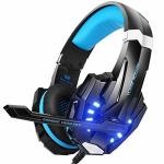 G9000 Gaming Headphones in Black & Blue