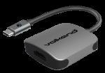 Volkano X Core HDMI Series USB Type C To 4K HDMI Converter - 10CM - Charcoal