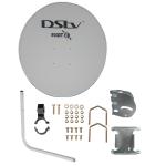 Satellite 80CM Dish Installation