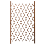 Saftidor C Slamlock Security Gate - 1150MM X 2000MM Bronze
