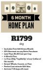 6 Month 1kg Home Subscription