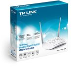 Tplink 300MBPS Wireless N USB VDSL2 Modem Router