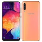 Samsung Galaxy A50 128GB Dual Sim in Coral Special Import