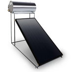 200 Litre Direct Flat Plate Thermosiphon Solar Geyser Kit