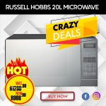 Russell Hobbs 20l Electronic Microwave