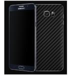 Samsung Galaxy Note 5 Premium 3m Carbon Fibre Back Skin Black Carbon Dbrand