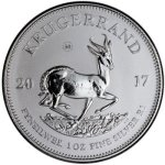 2017 One Oz Silver Premium Uncirculated Krugerrand