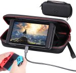 Smatree Hard Protective Portable Travel Case stand For Nintendo Switch