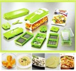 Override Kitchen Tool New In Box Genius Nicer Dicer Plus Multi Chopper Vegetable Cutter