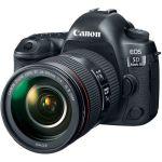 Canon Eos 5D Mark Iv Dslr Camera + Ef 24-105MM F4 L Is Usm II Lens