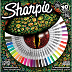 Sharpie Special Edition Permanent Markers Box 30