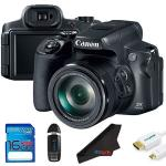 Canon Powershot SX70 Hs Digital Camera + 16 Gb Sd Memory Card Bundle