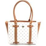 Polo Heritage Tote Handbag White