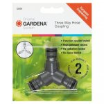 Gardena GD-0065 3-WAY Y Coupling