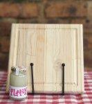 Planki Combo - Cutting Board - Planki Wax