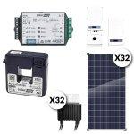 Three Phase 12KW Solar Kit