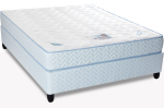 Cloud Nine Posture Foam Classic Queen Extra Length Bed Set