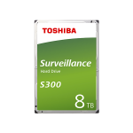 Toshiba S300 8TB 3.5 Surveillance Hard Drive 1 Year Warranty Product Overview:'s 3.5-INCH S300 Surveillance Hard Drive Is Design