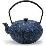 Regent 500ML Cast Iron Tetsubin Teapot Mottled Blue -
