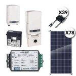 Three Phase 27.6KW Solar Kit