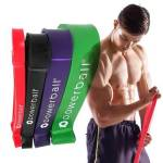 NSD Powerball Powerball Resistance Pull Up Bands Set
