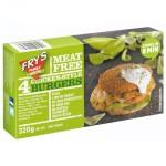 Frys Meat Free Chicken Style Burger 320g