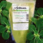 The Bespoke Artichoke Antonia's Moringa Powder - 250G