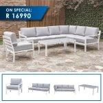 Grace Sofa Set
