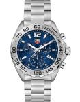 Tag Heuer Formula 1 Blue Sunray Dial Chronograph Men's Watch