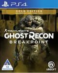 Sony Game - Tom Clancy Ghost Recon Breakpoint Gold Edition Retail Box No Warranty On Software   Product Overview This Time There