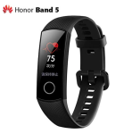 "HUAWEI Honor Band 5 Smart Wristband 0.95"" Color Amoled Screen Blood Oxygen Fitness Tracker 50M Waterproof Bracelet"