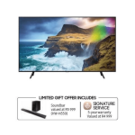 Samsung 65 Inch Q70R Qled Smart Tv QA65Q70RAKXXA