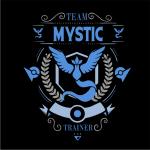 TEAM Mystic Pokemon Go Sweater Grey