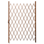 Saftidor D Slamlock Security Gate - 1300MM X 2000MM Bronze