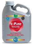SoPure Naturally Automatic Dishwashing Gel - 5 Litre