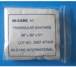 Bandage Triangular Non-woven Hi-care