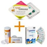 Kamagra Combo Oral Jelly Super 2-IN-1 Effervescent