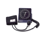 Pressure Blood Meter Deluxe Aneroid Wall Desk With Square Face