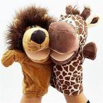 Animal Hand Puppets - Tiger