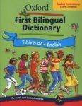Oxford First Bilingual Dictionary: Tshivenda & English