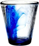 Bormioli Rocco Murano 14.25 Oz. Cobalt Blue Beverage Glass Set Of 4 Standard Packaging