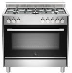 LA GERMANIA Europa Gas Hob & Electric Oven 90CM Stainless Steel