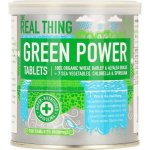The Real Thing Green Power 150 Tablets