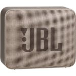 JBL GO 2 Portable Bluetooth Speaker in Champagne