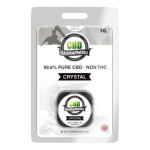 CBD Cannapresso: Isolate Crystal 1G