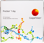 Cooper Vision Proclear 1 Day Daily Contact Lenses