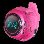 GPS Guardian Watch in Pink