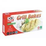 Sea Harvest Grill Bakes Crumbed Hake Garlic & Herb 400g