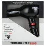 ETI Turbo Hairdryer 3200 Black