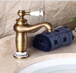 Floral & Brass TBT013 Bathroom Mixer